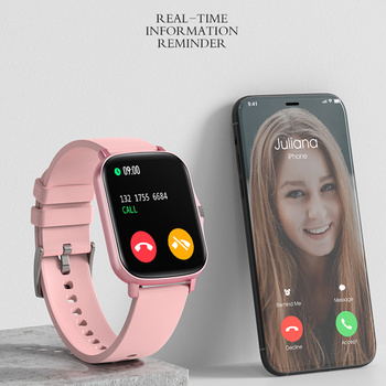 Y20 Woman Smart Watch 2021 Full Touch Screen Knob Rotation Fitness Tracker GTS 2 Smartwatch For Xiaomi IPhone PK P8 Plus 3