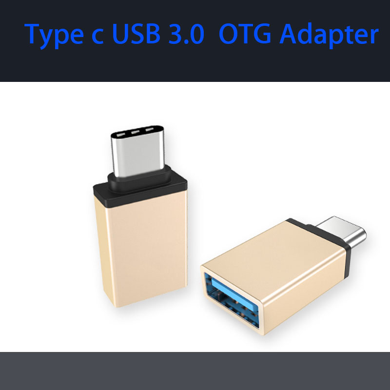 USB Type C OTG Adapter Type-c Usb 3.0 Charge Data Converter For Huawei P30 P20 Lite P10 P9 Honor 9x 20 9 V10 Play Mate20 10 Usbc
