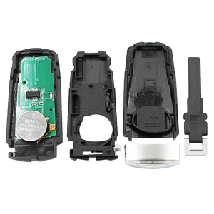 Image 5 - Keyless Go 3+1 Button ASK315 MHz Remote Control Key / 48 CHIP / FCC ID: NBG009066T / for 2006 2013 Passat, 2009 2015 CC