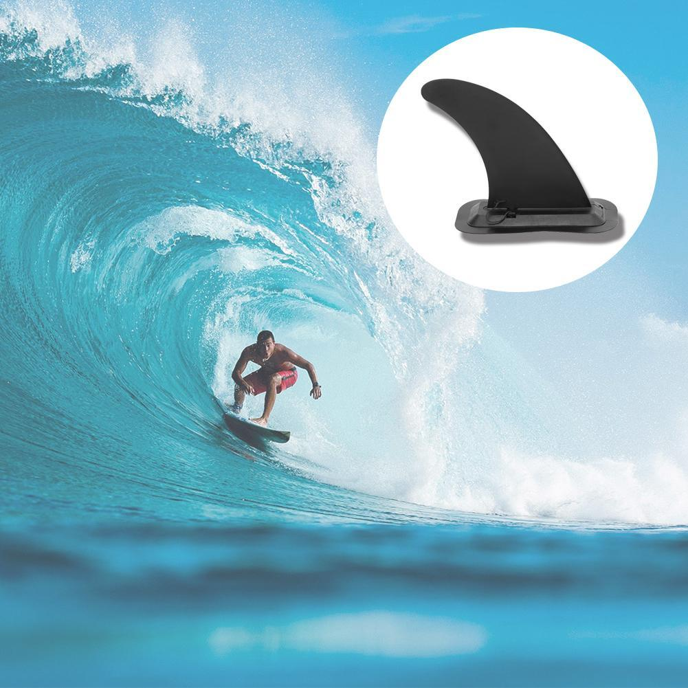Riiai Surfboard Fin Surf Tail Fin Surf Stabilizer Separate Fish Surfboard Water Divider Tail Accessories Removable Board Fin Slide Fin For Surfing Sports