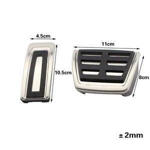 Image 4 - Accessoires de pédales de voiture en acier inoxydable pour Volkswagen VW Passat B8 édition limitée Variant, VIII, 2015 2020, Color My Life