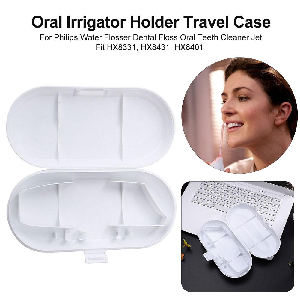 Water Flosser Travel Case Dental Floss Oral Teeth Cleaner Jet Sturdy Storage Case For Philips Water Flosser
