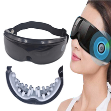 Electric Vibration Eye Massager Anti Wrinkles Eyes Relieve Fatigue Eyes Care Device Health Magnet  Acupuncture Massage Glasses electric facial massager for eyes lips anti aging wrinkle eye patch dark circle remover pen ion import eyes care massage device