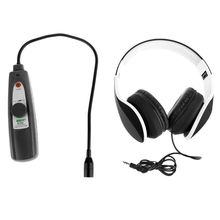 DY26A Ultrasonic Leak Detector Gas Water Leak Vacuum Stethoscope Auto Car Repair 50PB
