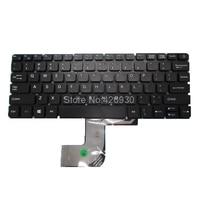 Portátil eua teclado para chuwi para lapbook 12.3 PRIDE-K2627 mb2654003 inglês preto sem moldura novo