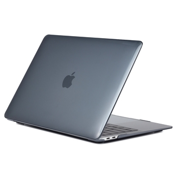 Light Black Hard Case For Macbook Air & Pro 7