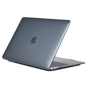 Light Black Hard Case For Macbook Air & Pro 7