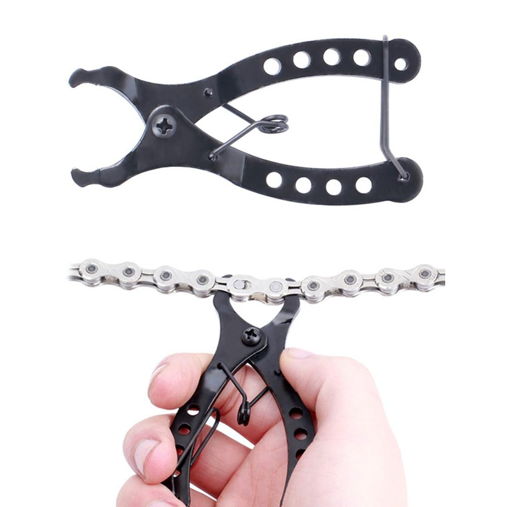 Bicycle Mini Chain Quick Pliers Link Clamp MTB Bike Removal Buckle A Tool R4K5