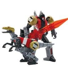 BMB Nuovo 6 IN 1 Trasformazione 5 film giocattoli anime Devastator Dinosauro Action Figure Modello di Robot Kid toy Boy di compleanno regali