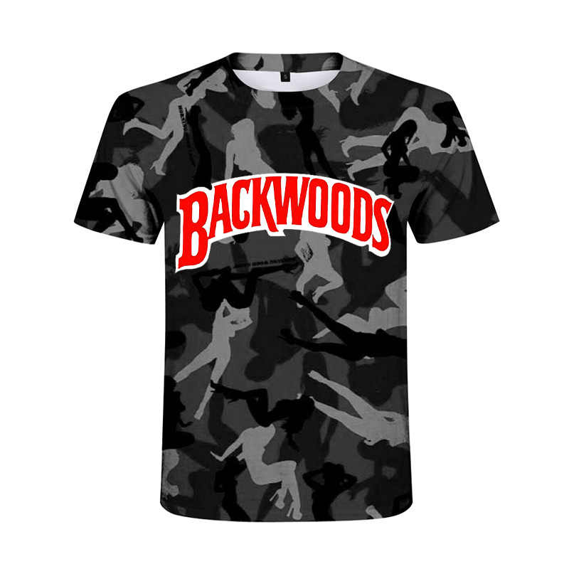 Mode Camouflage T-shirt 3D Print Binnenlanden T-shirt Sweatshirts Mannen Vrouwen Hip Hop Streetwear Tee Top Camiseta