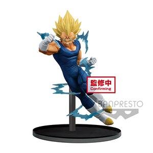 Image 3 - Tronzo Ban Đầu D B Z Siêu Dokkan Trận Goku Majin Vegeta SSJ Nhựa PVC Búp Bê Đồ Chơi