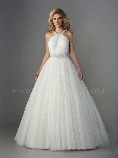 Vestido De Noiva 2016 Sexy Backless Romantic Sale Wedding Dress Free Shipping Casamento New Arrival Handmade Custom Ball Crystal