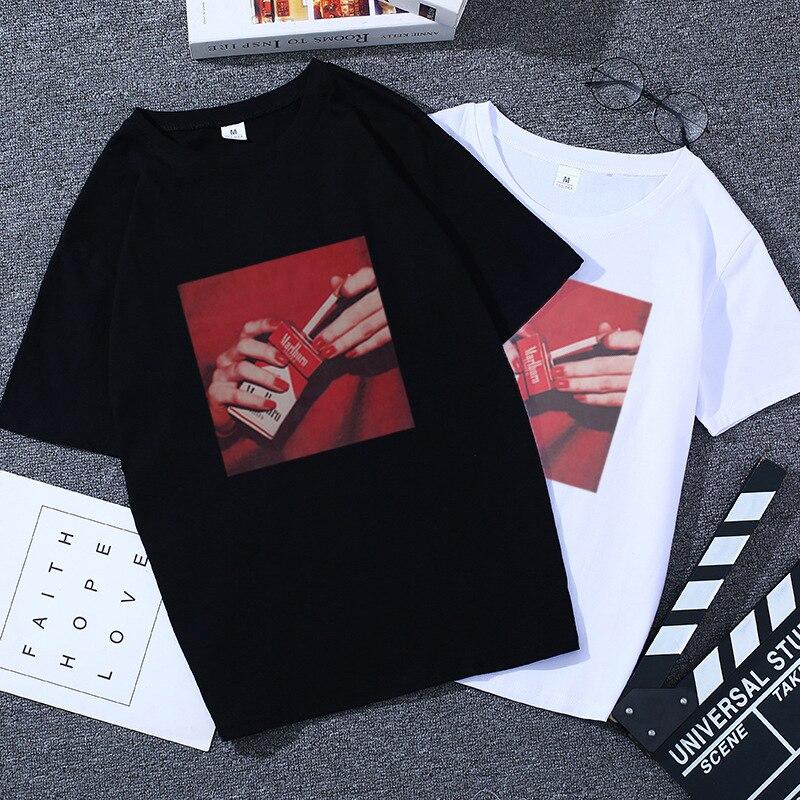 футболка женская футболка топ Tops Harajuku Tshirt Women La Casa De Papel Ropa Mujer Oversized T Shirt Summer Aesthetic Clothes