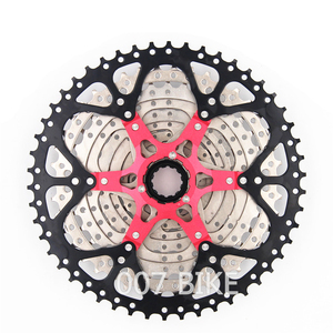 Image 5 - SUNSHINE Cassette 11 SPEED 11 50T 11 46T 11 42T 10 Speed MTB Mountain Bike Cassette SUNSHINE Free wheel Compatible SHIMANO SRAM