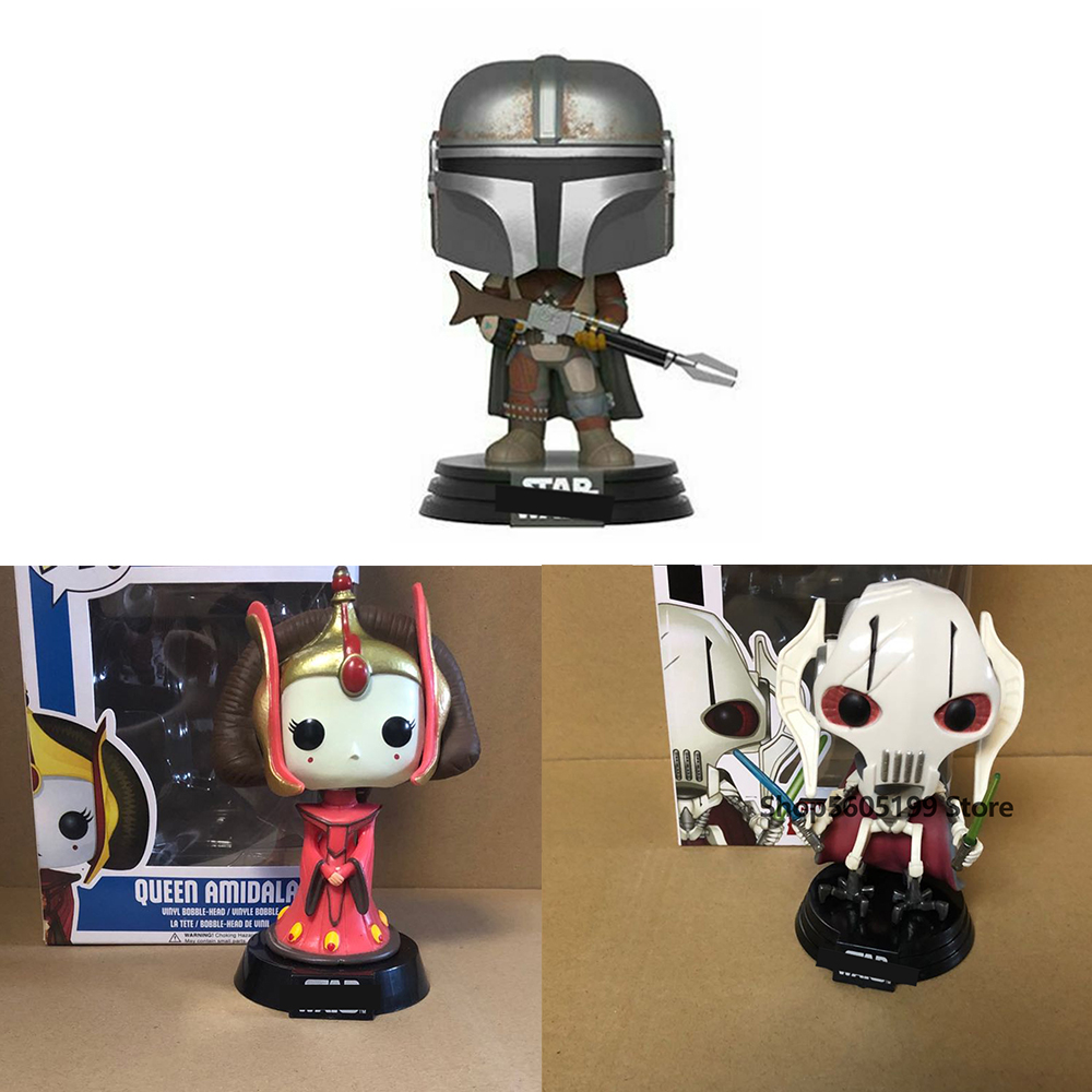 NEW STAR & GENERAL #129 QUEEN AMIDALA #29  The mandalorian with box Figure POP Toys Collection model toy for children|Action & Toy Figures|   - AliExpress