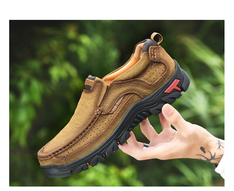 H761c936629184724a8faeb0733cdc8ffs Men Casual Shoes Sneakers 2019 New High Quality Vintage 100% Genuine Leather Shoes Men Cow Leather Flats Leather Shoes Men