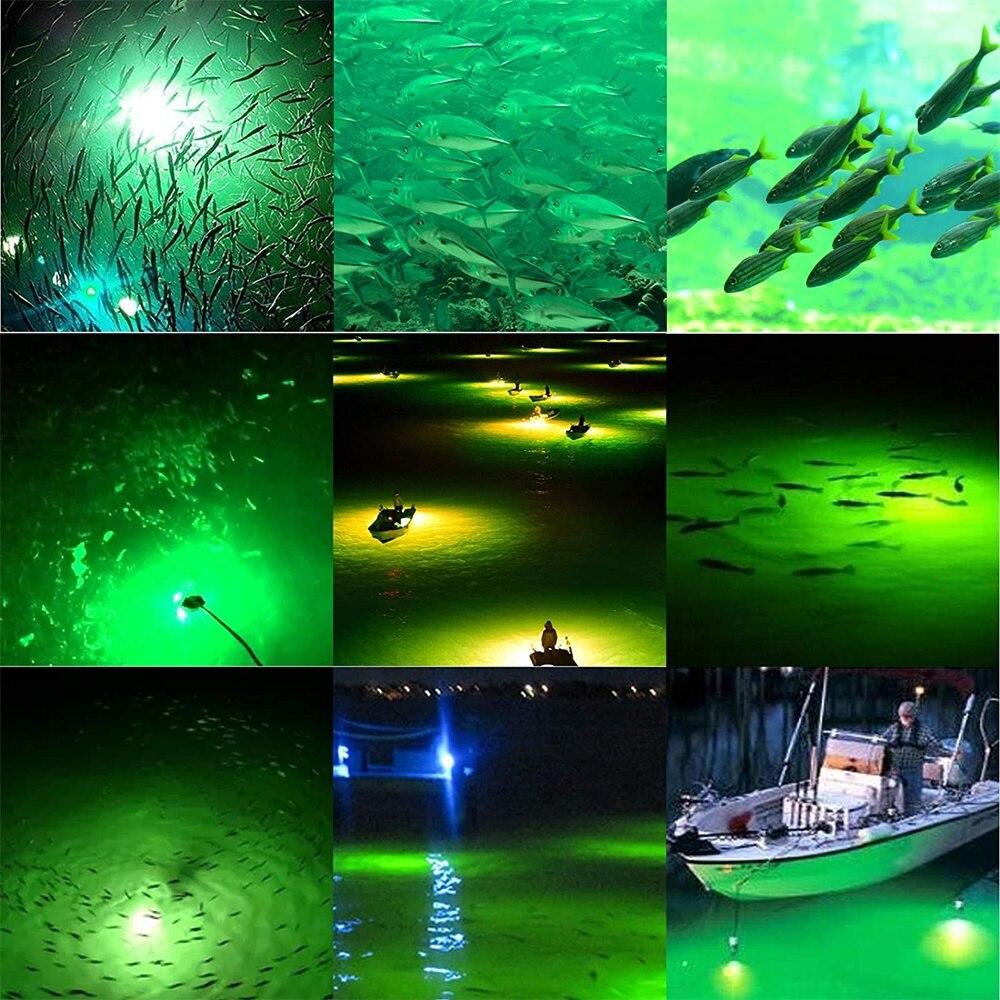 e 5m, verde, branco, azul, amarelo, ip68,