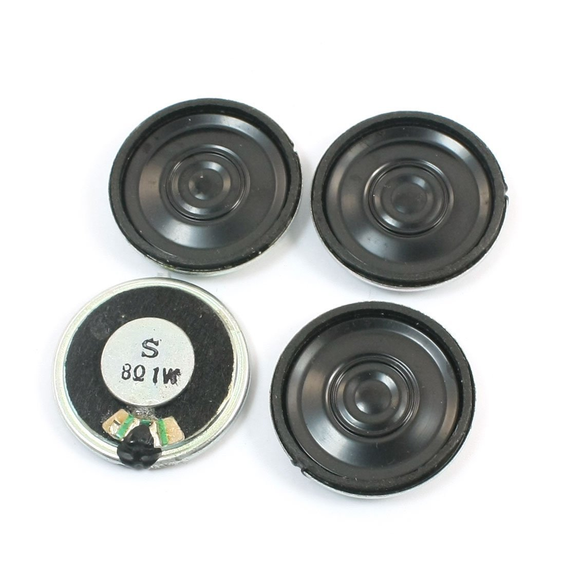 5pcs/lot Ultra-thin 1W 8R Acoustic Loudspeaker 8 Ohm 1W 5CM Speaker Diameter Thickness 50MM Speakers For Arduino Diy Electronic