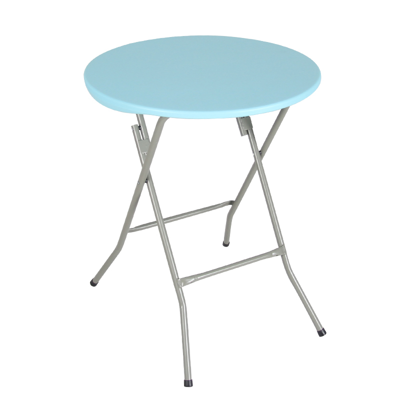 Folding Table Portable Household Round Folding Table And Chair Combination Simple Outdoor Leisure Table Round Table