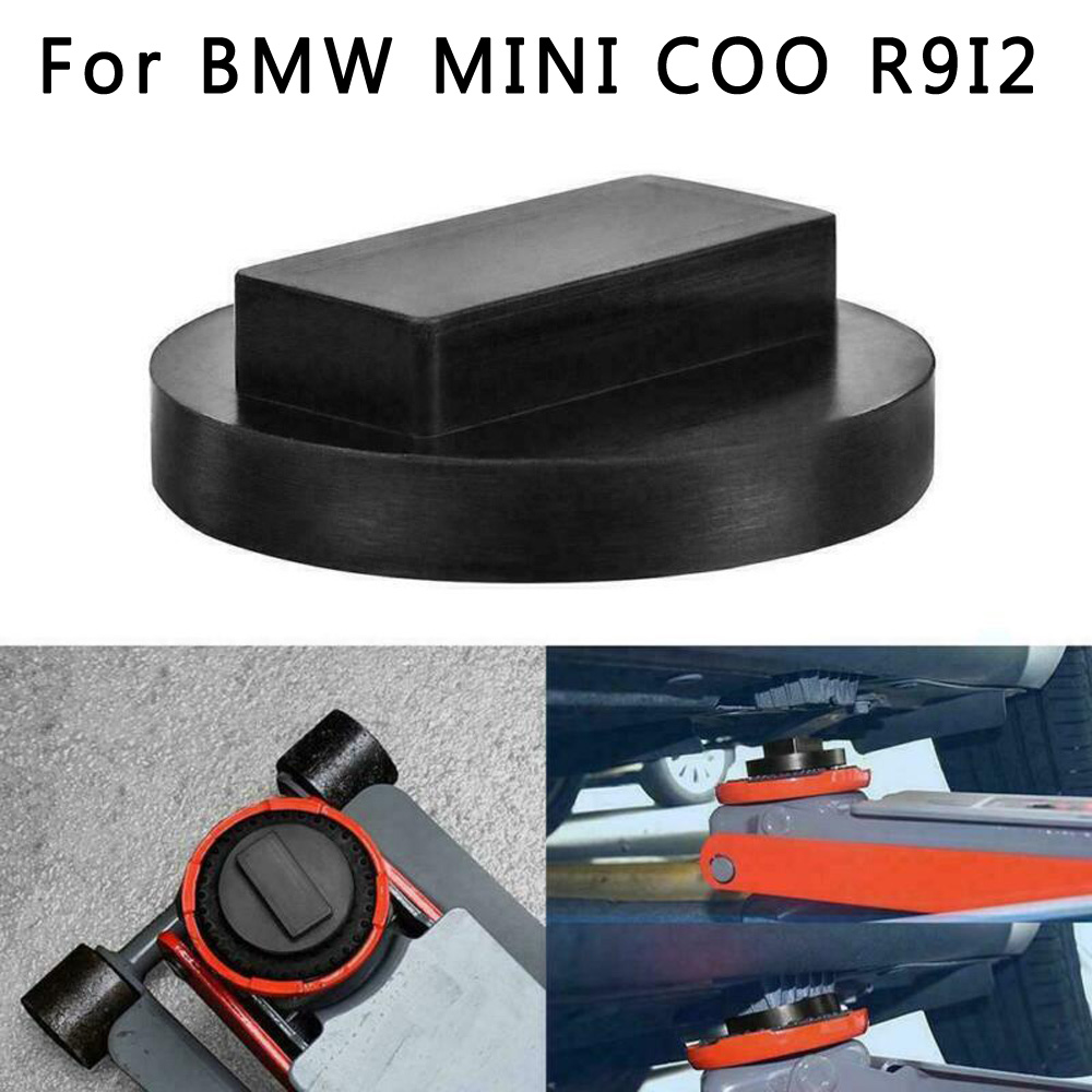 Exterior Jack Adapter Black Rubber For BMW MINI COO R9I2 Accessories Car