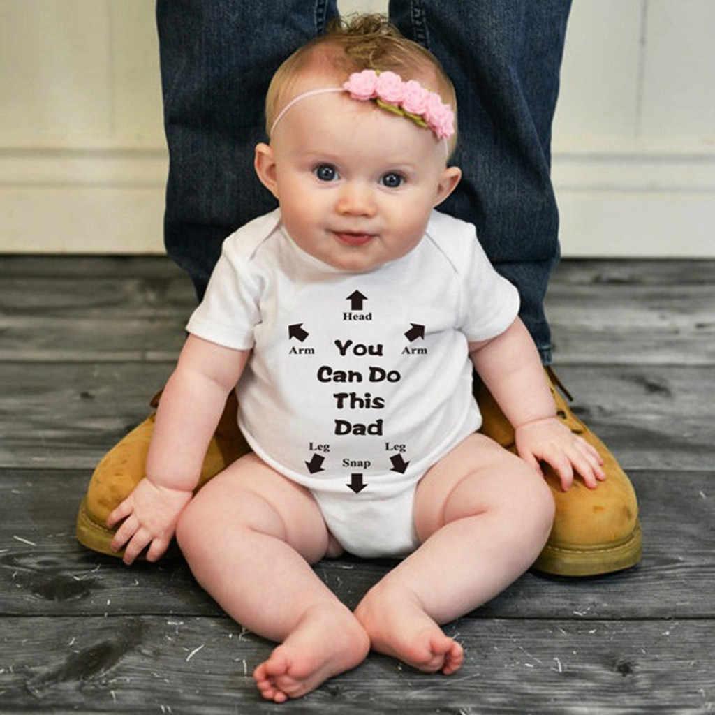 طفل الاطفال الطفل فتاة صبي ارتداءها رومبير إلكتروني طباعة قمم Sunsuit ملابس آمنة حية حيوية شخصية الجسم infantil