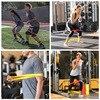 Yoga Resistance Rubber Bands Fitness Elastic Bands 0.3mm-1.1mm Training Fitness Gum Pilates Sport Crossfit Workout Equipment 2