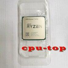 Amd ryzen 7 2700 , 3.2 ghz oito núcleo sinteen thread 16m 65w processador cpu soquete am4