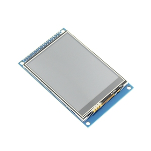 3.2 Inch Color Screen 320x240 TFT LCD Screen Display Module with Contact Panel Driver IC ILI9341 for Arduino-Hot