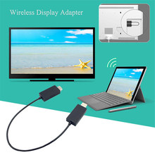 Wireless Display Adapter V2 Receiver untuk Microsoft HDMI dan Usb Port Hitam(China)