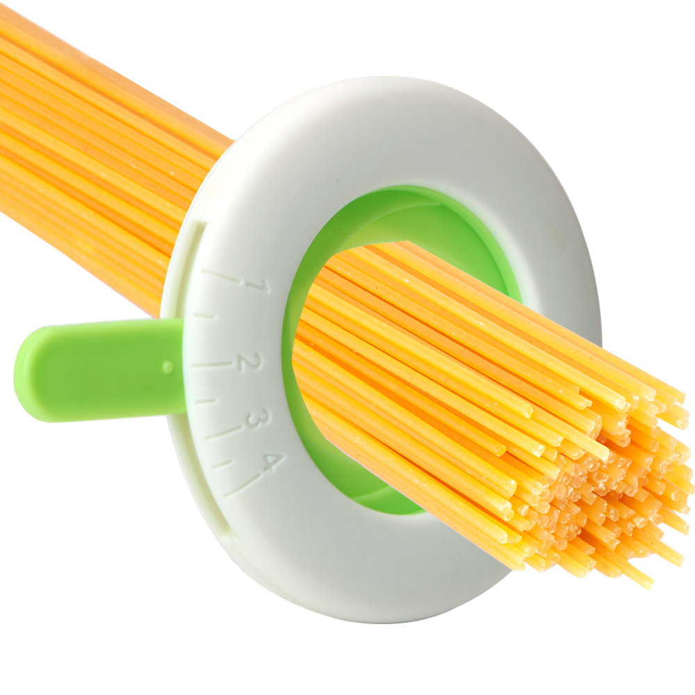 Controller Tool Adjustable Pasta Noodle Measuring Tool Plastic Spaghetti Measure