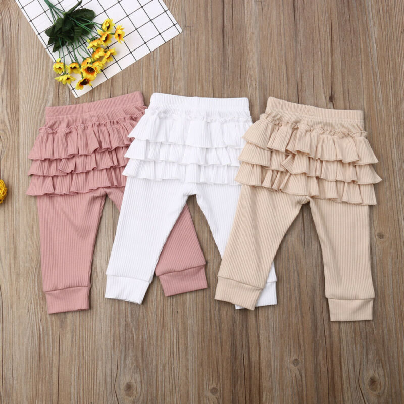 Baby Trousers Baby Boys Girls PP Pants Newborn Harem Pants High Waist Kids Trousers Newborn Girl Boy Trousers Cotton Leggings