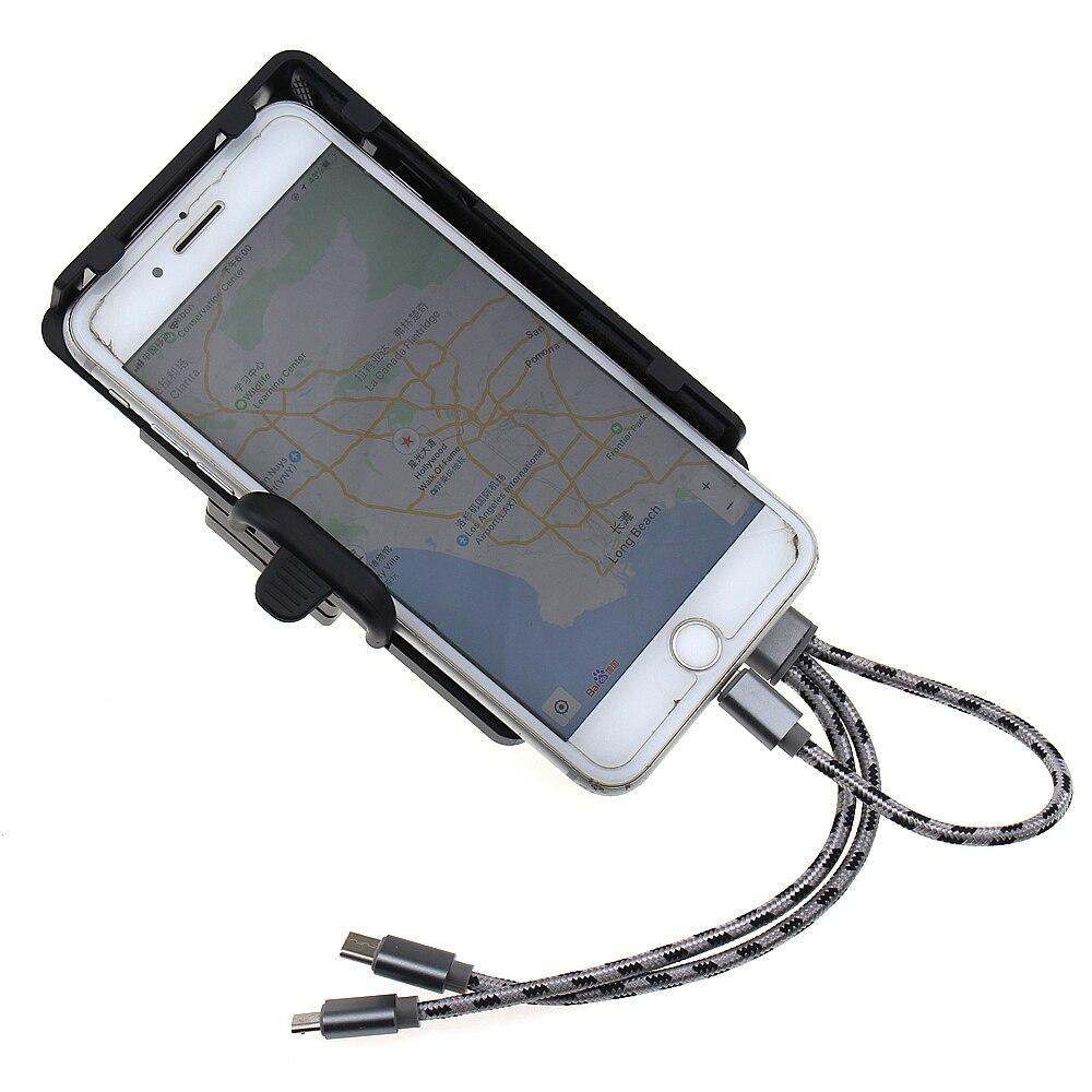 Мотоциклетный мобильный телефон навигационный кронштейн USB зарядка для DUCATI Multistrada 1260 1200s 950 S Enduro 2019