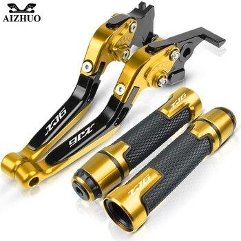 For YAMAHA XJ6 N XJ6 DIVERSION 2009-2015 2014 2013 2012 2011 Motorcycle Adjustable Brake Clutch Lever Handle Grips Hand Bar End