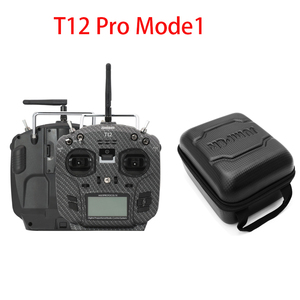 Jumper T12 Pro Open Source 16ch Radio Wi/HALLE Gimbal gebaut-in JP4-in-1 Multi-protokoll 2,4 zoll LCD RF Modul OpenTX für RC Drone