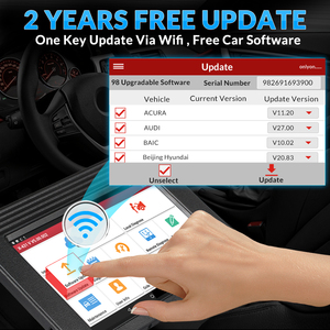 Image 4 - LAUNCH X431 V PRO 4.0 Full System Auto Scanner Automotive OBD2 Diagnostic Tool ECU Coding 30+ Reset Service 10000+ Car models