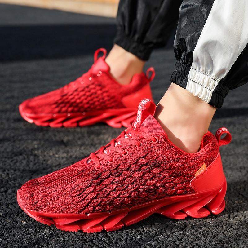 2020 New Trend Blade Running Mens Shoes Men Casual Male Sneakers Women Zapatos De Mujer Hombre Plus Size 46 Zapatillas Sneaker