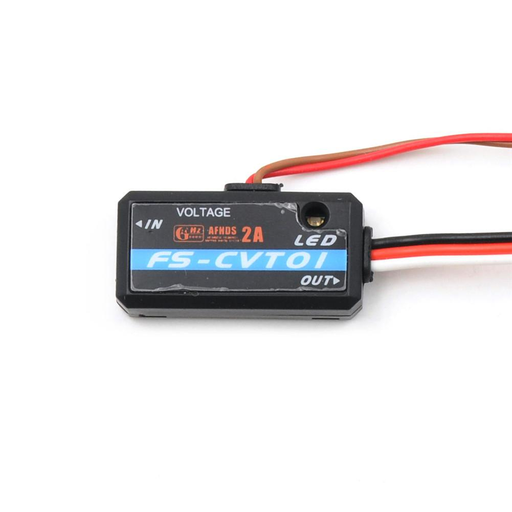 RCtown Flysky FS-CVT01 Voltage Collection Module For IA6B IA10 Receiver