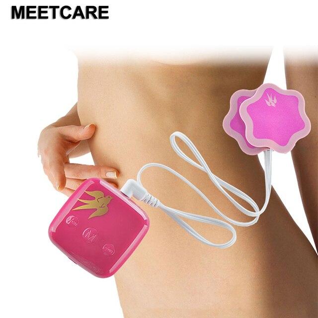 Patent Verlichten Vrouwen Menstruatie Pijn Zorg Instrument Fysiotherapie Massage Machine Vermoeidheid Relax Spier Therapie Tientallen Acupunctuur