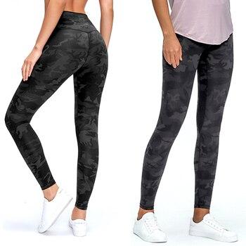 Camo leggings Prints Naked-feel Fitness Leggings Squatproof Gym Leggings Yoga Camouflage Sport Tights Camo Yoga Pants Leggin