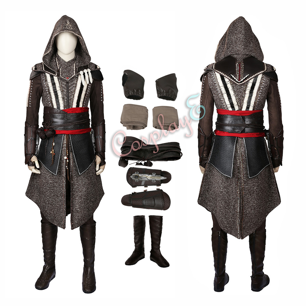 Callum Lynch Costume Assassin S Creed Cosplay Deluxe Version Full