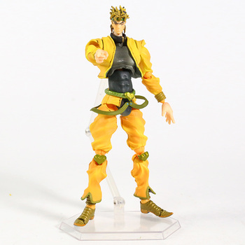 Stardust Crusaders DIO PVC Action Figure Collectible Model Toy 4