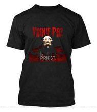 Vinnie paz hiphop exército dos faraós iii bill men's preto camiseta tamanho S-3XL algodão em torno do pescoço topos camiseta
