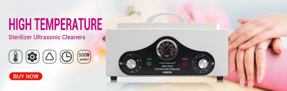 Портативный мини 110/220 В высокотемпературный стерилизатор полотенце маникюрные инструменты дезинфекция шкаф стерилизация чистящие средства