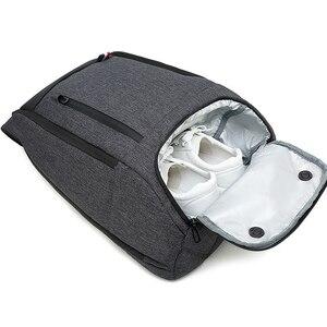 Image 3 - 抗盗難男性 mochila ビジネス旅行 15.6 インチのラップトップのバックパック、男性防水カレッジスクールコンピュータバッグ