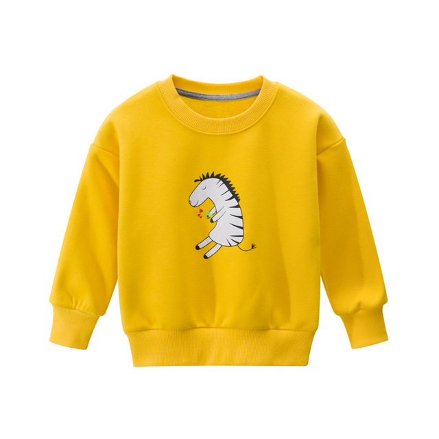 27kid Sweatshirts Baby Boys Girls Cotton Kids  Children Clothes Long Sleeve Sweatshirts Toddler Sportswear Child's Clothing 3