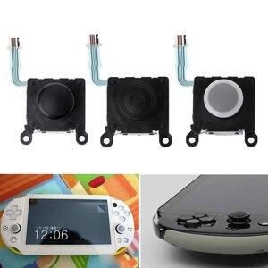 Image 4 - عصا تحكم تناظرية أصلية بزر ثلاثي الأبعاد لليسار الأيمن عصا تحكم بديلة لجهاز Sony PlayStation PS Vita PSV 2000