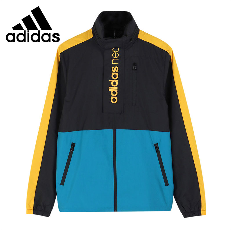 Original New Arrival Adidas NEO M CS WB 2 Men's jacket Hooded Sportswear