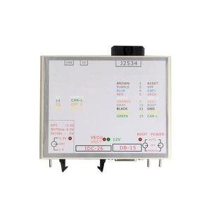 Image 1 - 2019 J2534 adaptador PowerBox uso para programador KTM caja de alimentación KTM para KTM JTAG funciona para KTM eco a J2534 caja de dispositivo KTM FLASH