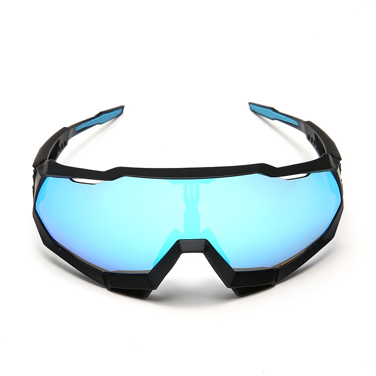 100% Speedtrapcraft Glasses For Riding Bicycle Comprehensive Coatings TR90 Sports Goggles/S3