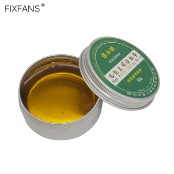 50g High Purity Solid Soldering Rosin Flux Paste Welding Solder Flux for Mobile Phone Laptop PCB Circuit Board Repair Tools